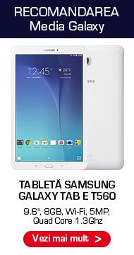 Tableta SAMSUNG Galaxy Tab E T560, Wi-Fi, 9.6