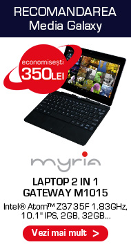 Promotie Myria Laptop 2 in 1