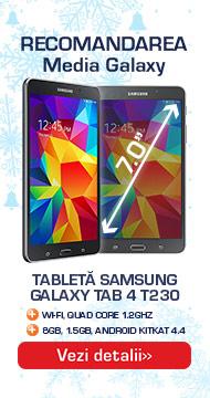 Tableta SAMSUNG Galaxy Tab 4 T230, Wi-Fi, 7.0