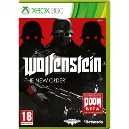 Wolfenstein - The New Order Xbox 360