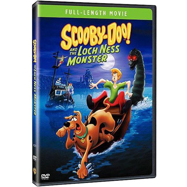 Scooby-Doo si Monstrul din Loch Ness DVD