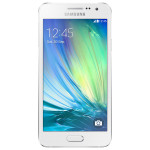 "Smartphone Dual Sim SAMSUNG Galaxy A3, 4.5"", 8MP, 16GB, 3G, Quad Core, White"