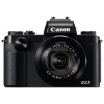 Camera foto digitala CANON PowerShot G5 X, 20.2Mp, 4.2x, 3 inch, Black