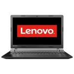 "Laptop LENOVO 100-15IBY, Intel® Celeron® N2840 pana la 2.58GHz, 15.6"", 4GB, 500GB, Intel® HD Graphics, Free Dos"