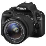 Camera foto digitala CANON EOS 100D + obiectiv 18-55DC