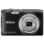 Camera foto digitala NIKON Coolpix A100, 20.1Mp, 5x, 2.7 inch,  Black