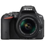 Camera foto DSLR NIKON D5500 + obiectiv AF-P 18-55mm VR