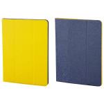 """Husa de protectie tip stand HAMA TwoTone 123093 pentru tableta 7.0"""", albastru-galben"""