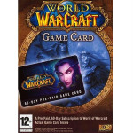 World of Warcraft 60 Days Prepaid Card