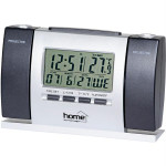Ceas multifunctional SOMOGYI HCP20, alarma, argintiu