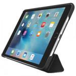 Husa de protectie tip stand TRUST Aurio Smart Folio 21103 pentru iPad mini 4, negru