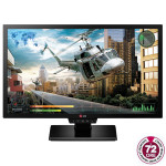 Monitor LED Gaming LG 24GM77, Full HD, negru
