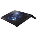 """Suport laptop HAMA Carbon Look 54116, 15.6"""", negru"""