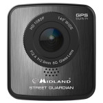 DVR auto Midland STREET GUARDIAN GPS full HD 1080p