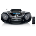Radio CD PHILIPS Soundmachine AZ780/12, USB, FM