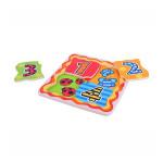 BIGJIGS - Primul meu puzzle - Numere