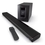 Sistem boxe 1.1 BOSE Cinemate, negru