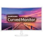 "Monitor LED VA SAMSUNG C32F391FWU, 32"" Curved, Full HD, alb"