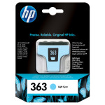 Cartus HP 363 C8774EE, light cyan
