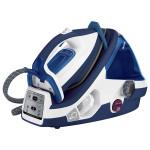 Statie de calcat TEFAL Pro Express Total GV8962, 1.6l, 120g/min, 2400W, alb-albastru