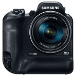 Camera foto digitala SAMSUNG WB2200B, 16 Mp, 60x, negru