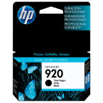 Cartus HP CD971AE, negru