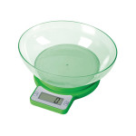 Cantar de bucatarie EBODA CEB 1011, 5kg, mod reteta, verde