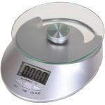 Cantar de bucatarie MYRIA HH-863, 5kg, argintiu