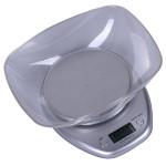 Cantar de bucatarie MYRIA HH-862, 5kg, argintiu