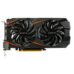 Placa video GIGABYTE NVIDIA GeForce GTX 1060 Windforce OC,  6GB GDDR5, 192bit, N1060WF2OC-6GD