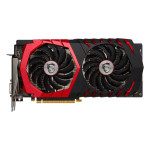 Placa video MSI NVIDIA GeForce GTX 1060 GAMING 6G, 6GB GDDR5, 192bit, GTX 1060 GAMING 6G