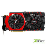 Placa video MSI NVIDIA GeForce GTX 970, GTX 970 GAMING 4G LE, 4GB GDDR5, 256bit