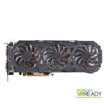 Placa video Gigabyte GeForce GTX 970, GV-N970G1 GAMING-4GD, 4GB GDDR5, 256bit