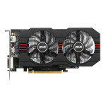 Placa video ASUS AMD Radeon R7 360 OC V2, 2GB GDDR5, 128bit, R7360-OC-2GD5-V2