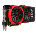 Placa video MSI AMD Radeon R9 380 Gaming, R9 380 GAMING 4G, 4GB GDDR5, 256bit
