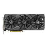 Placa video ASUS NVIDIA GeForce GTX 1070, 8GB GDDR5, 256bit, STRIX-GTX1070-O8G-GAMING