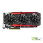 Placa video ASUS nVidia GeForce GTX 980TI, STRIX-GTX980TI-DC3OC-6GD5, 6GB GDDR5, 384bit
