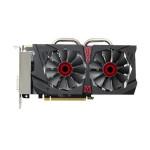 Placa video ASUS AMD Radeon R7 370, STRIX-R7370-DC2OC-2GD5-GAMING, 2GB GDDR5, 256bit