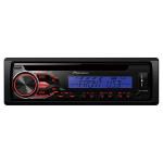 Radio CD auto PIONEER DEH-1800UBB, 4x50W, USB, iluminare rosu-albastru