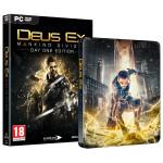 Deus Ex Mankind Divided Steelbook Edition PC