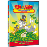 Tom si Jerry - Colectia completa Vol. 2 DVD