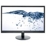 "Monitor LED AOC E2470SWDA, 23.6"", Full HD, negru"