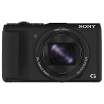 Camera foto digitala SONY DSC-HX60, 20.4 Mp, 30x, 3 inch, Black