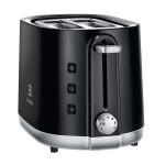 Prajitor de paine ELECTROLUX EasySense EAT3240, 940W, negru