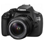 Camera foto digitala CANON EOS 1200D + obiectiv 18-55DC