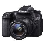 Camera foto digitala CANON EOS 70D + EF-S 18-55 STM (WiFi)