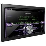 Radio CD auto PIONEER FH-X720BT, 4x50W, USB, Bluetooth, iluminare multicolor