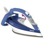 Fier de calcat TEFAL AquaSpeed Precision FV5540, 180g/min, 2600W, alb - albastru
