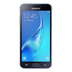 "Smartphone Dual Sim SAMSUNG Galaxy J3 2016, 5.0"", 8MP, 1.5GB RAM, 8GB, Quad Core, 4G, Black"