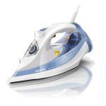 Fier de calcat PHILIPS Azur Performer GC3802/20, SteamGlide, 140g/min, 2400W, alb - albastru